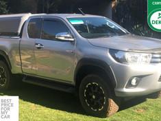 2016 Toyota Hilux 2.8 GD-6 Raider 4x4 Extended Cab Bakkie Gauteng
