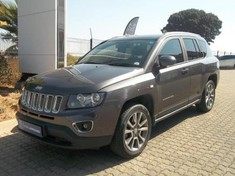 2015 Jeep Compass 2.0 Cvt Ltd  Gauteng