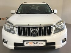 2011 Toyota Prado Vx 4.0 V6 At  Eastern Cape Port Elizabeth_3