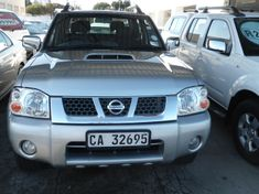 2011 Nissan NP300 Hardbody 2.5 TDI HiRider Bakkie Double cab (k24/k33) Western Cape