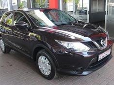 2015 Nissan Qashqai 1.2T Visia Gauteng