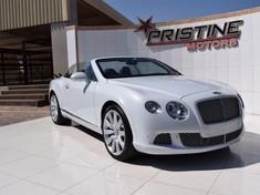 2012 Bentley Continental Gt Convertible W12 Gauteng De Deur_1
