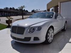 2012 Bentley Continental Gt Convertible W12 Gauteng De Deur_3