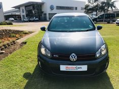 2010 Volkswagen Golf Vi Gti 2.0 Tsi Dsg  Kwazulu Natal Durban_2
