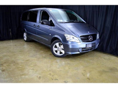 2014 Mercedes-Benz Vito 122 Cdi Shuttle  Gauteng Centurion_1