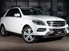 2012 Mercedes-Benz M-Class Ml 350 Bluetec  North West Province