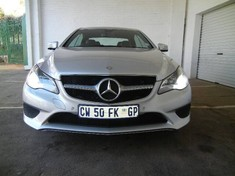 Mercedes-Benz E-Class Coupe for Sale (Used) - Cars co za