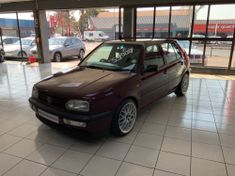 1996 Volkswagen Golf Gs 1.6 Ac  Mpumalanga Middelburg_1