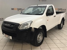 2017 Isuzu KB Series 250D LEED Fleetside Single Cab Bakkie Gauteng Centurion_0