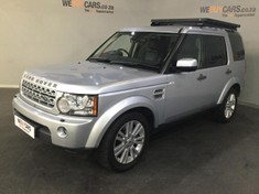 2011 Land Rover Discovery 4 3.0 Tdv6 Hse  Western Cape Cape Town_0