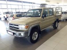 2016 Toyota Land Cruiser 79 4.0p Pu Dc  Limpopo Mokopane_0