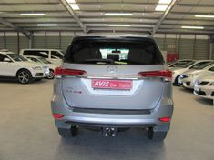 2018 Toyota Fortuner 2.4GD-6 RB Auto Western Cape Blackheath_2