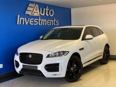 2016 Jaguar F-Pace 2.0 i4D AWD R-Sport Gauteng