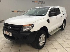 2016 Ford Ranger 2.2TDCi XL PLUS 4X4 P/U C/C Gauteng