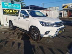 2017 Toyota Hilux 2.8 GD-6 Raider 4X4 Single Cab Bakkie Western Cape