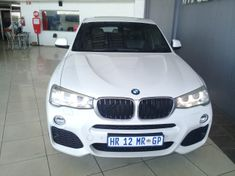 2016 BMW X4 xDRIVE20d Gauteng Vanderbijlpark_1