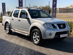 2012 Nissan Navara 2.5 Dci Le 4x4 Pu Dc  Gauteng Johannesburg_0