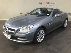 2012 Mercedes-Benz SLK-Class Slk 350 A/t  Western Cape