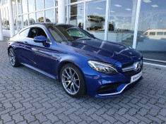 2017 Mercedes-Benz C-Class C63 Amg Coupe  Western Cape