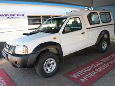 2016 Nissan NP300 Hardbody 2.5 TDi LWB 4X4 Single Cab Bakkie Western Cape