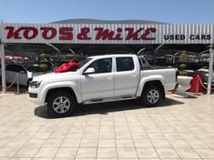 2012 Volkswagen Amarok 2.0tsi 118kw Trendline D/c P/u  Gauteng