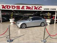 2011 BMW 3 Series 320d Exclusive A/t (e90)  Gauteng