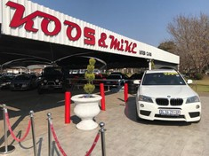 2012 BMW X3 Xdrive20i  At  Gauteng Vanderbijlpark_3