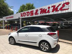 2015 Hyundai i20 1.4 Fluid Gauteng Vanderbijlpark_4