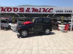 2005 Jeep Wrangler Sport Dual Top A/t  Gauteng