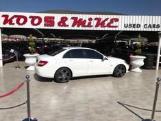 2013 Mercedes-Benz C-Class C200 Be Classic At  Gauteng Vanderbijlpark_1