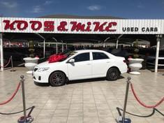 2012 Toyota Corolla 1.3 Professional  Gauteng