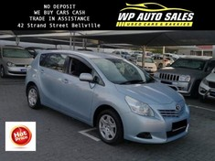 Toyota Verso for Sale (Used) - Cars co za