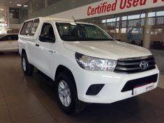 2016 Toyota Hilux 2.4 GD-6 SRX 4X4 Single Cab Bakkie Limpopo