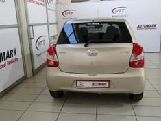 2018 Toyota Etios 1.5 Xi 5dr  Limpopo Groblersdal_4