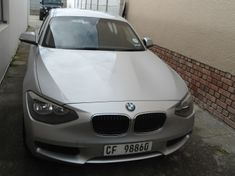 2013 BMW 1 Series 118i 5dr (f20)  Western Cape