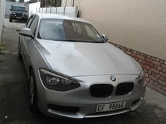 2013 BMW 1 Series 118i 5dr f20  Western Cape Bellville_1