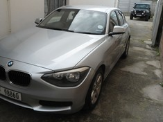 2013 BMW 1 Series 118i 5dr f20  Western Cape Bellville_2