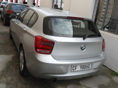 2013 BMW 1 Series 118i 5dr f20  Western Cape Bellville_3