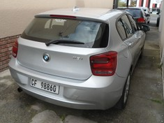 2013 BMW 1 Series 118i 5dr f20  Western Cape Bellville_4