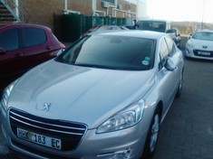 2013 Peugeot 508 1.6 Thp Active  Eastern Cape