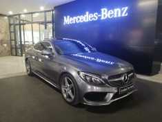 2016 Mercedes-Benz C-Class C220d AMG Coupe Auto Gauteng