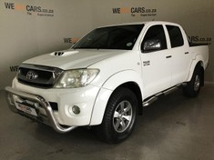 2010 Toyota Hilux 3.0d-4d Raider R/b A/t P/u D/c  Gauteng