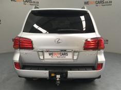 2011 Lexus LX 570  Gauteng Pretoria_1