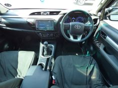 2018 Toyota Hilux 2.8 GD-6 Raider 4x4 Double Cab Bakkie Mpumalanga Secunda_3
