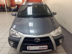 2018 Toyota Etios Cross 1.5 Xs 5Dr Limpopo Tzaneen_1