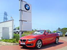 2018 BMW 2 Series 220i Convertible Sport Line Auto (F23) Kwazulu Natal