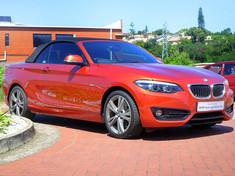 2018 BMW 2 Series 220i Convertible Sport Line Auto F23 Kwazulu Natal Durban_1