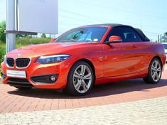 2018 BMW 2 Series 220i Convertible Sport Line Auto F23 Kwazulu Natal Durban_3