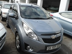 2012 Chevrolet Spark 1.2 Ls 5dr  Western Cape Bellville_2