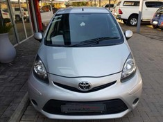 2012 Toyota Aygo 1.0 Wild 5dr  Gauteng Vanderbijlpark_3